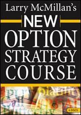 New Option Strategy Course | Lawrence G. McMillan |