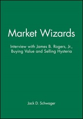 Market Wizards Interview with James B. Rogers Jr.