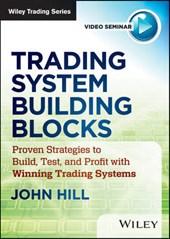 Trading System Building Blocks