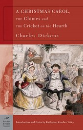 Christmas Carol, The Chimes, And The Cricket On The Hearth | Charles Dickens |