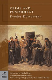 Crime and Punishment | Fyodor Dostoevsky |