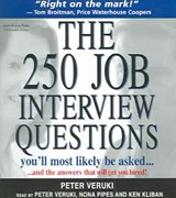 The 250 Job Interview Questions You'll Most Likely Be Asked? | Peter Veruki |