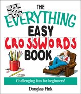 The Everything Easy Cross-Words Book | Douglas R. Fink |