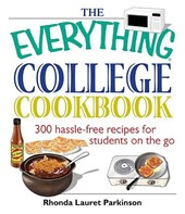 Everything College Cookbook