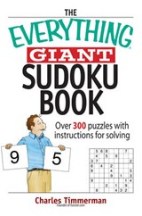 The Everything Giant Sudoku Book | Charles Timmerman |