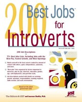 200 Best Jobs for Introverts | Laurence Shatkin |