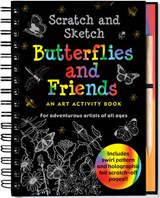 Scratch and Sketch Butterflies and Friends | Mara Conlon |