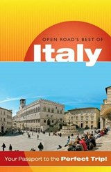Open Road's Best of Italy | Douglas E. Morris |