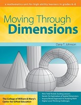 Moving Through Dimensions | Center for Gifted Education |