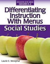 Differentiating Instruction with Menus | Laurie Westphal |