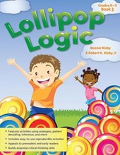 Lollipop Logic Book 3, Grades K-2