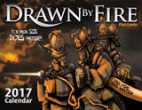 Drawn by Fire 2017 Calendar |  |