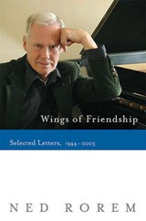 Wings of Friendship | Ned Rorem |