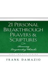 21 Personal Breakthrough Prayers & Scriptures