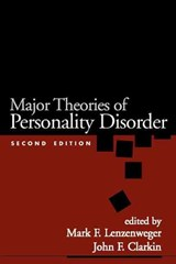 Major Theories of Personality Disorder, Second Edition | auteur onbekend |