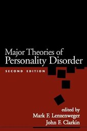 Major Theories of Personality Disorder, Second Edition