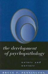 The Development of Psychopathology | Bruce F. Pennington & Dante Cicchetti |
