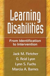 Learning Disabilities | Jack McFarlin Fletcher |