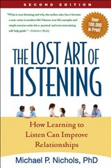 The Lost Art of Listening | Michael P. Nichols |