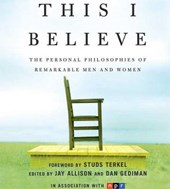 This I Believe | John Gregory |