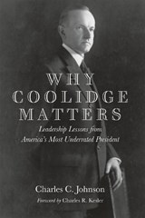 Why Coolidge Matters | Charles C. Johnson |