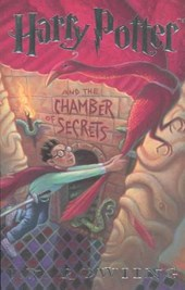 Harry Potter and the Chamber of Secrets | J.K. Rowling |