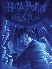 Harry Potter and the Order of the Phoenix | J. K. Rowling |