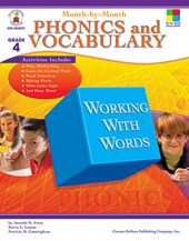 Month-by-month Phonics and Vocabulary