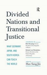 Divided Nations and Transitional Justice |  |