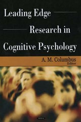 Leading Edge Research In Cognitive Psychology |  |