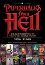 Paperbacks from Hell | Grady Hendrix |