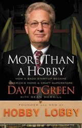 More Than a Hobby | David Green |