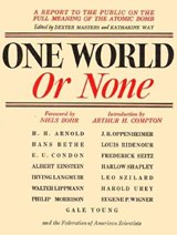 One World or None | Dexter Masters |