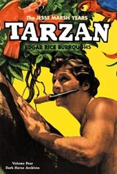 Tarzan Archives the Jesse Marsh Years