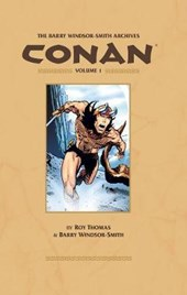 Barry Windsor-smith Conan Archives | Roy Thomas |