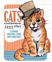 Louis Wain Illustrated Cats