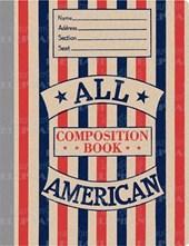 All American Vintage Notebook