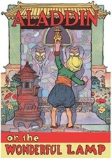 Aladdin Or, the Wonderful Lamp | The Editors of Green Tiger Press |