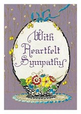 With Heartfelt Sympathy Card [With 6 Envelopes] | auteur onbekend |
