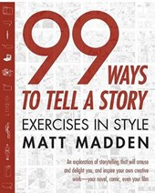 99 Ways to Tell a Story | Matt Madden |