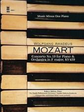 Mozart Concerto No. 19 for Piano & Orchestra in F Major, KV