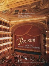 Rossini Opera Arias for Mezzo-soprano and Orchestra |  |