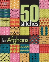 50 Stitches for Afghans | Darla Sims |