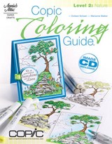 Copic Coloring Guide Level | Colleen Schaan |