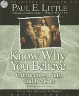 Know Why You Believe | Paul E. Little |