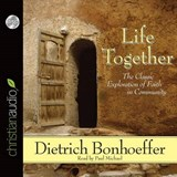 Life Together | Dietrich Bonhoeffer |
