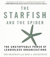 The Starfish and the Spider | Rod A. Beckstrom |