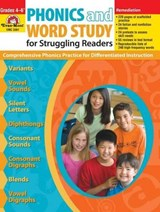 Phonics and Word Study for Struggling Readers | Evan-Moor Educational Publishers |