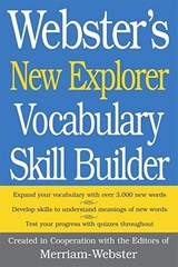 Webster's New Explorer Vocabulary Skill Builder | auteur onbekend |