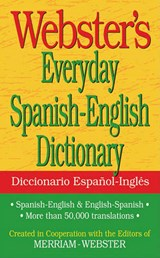 Webster's Everyday Spanish-English Dictionary | auteur onbekend |